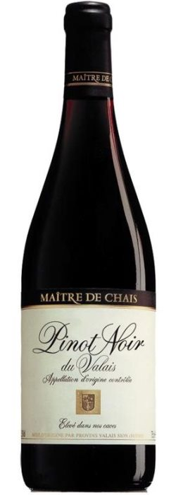 Provins Maître de Chais Pinot Noir AOC (fût de chêne) 2016
