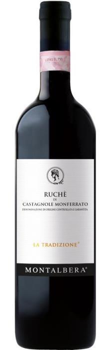 Montalbera Ruchè di Castagnole Monferrato DOCG La Tradizione 2018