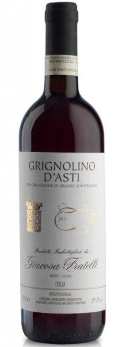 Giacosa Fratelli Grignolino d'Asti DOC 2018