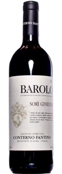 Conterno Fantino Barolo Sori Ginestra DOCG 2012