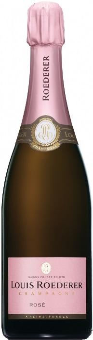 Louis Roederer Champagne Brut Rosé Vintage 2013