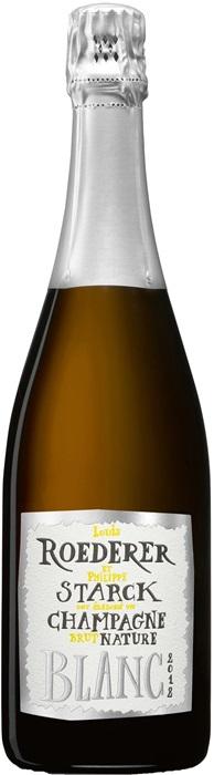 Louis Roederer Champagne Brut Nature 2012