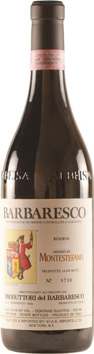 Produttori del Barbarbaresco Barbaresco Montestefano DOCG